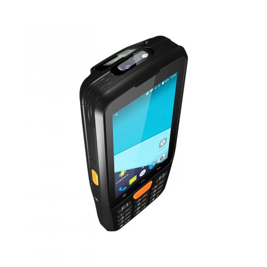 4 inch Android pda barcode scanner