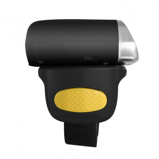 Mini Finger 1D 2D Barcode Scanner
