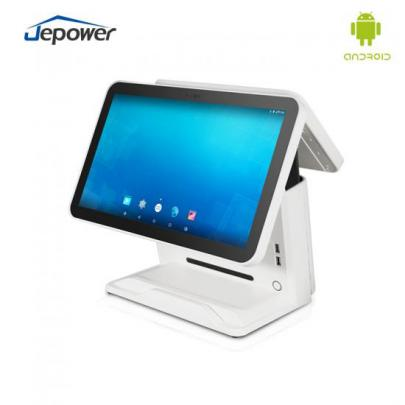 Two screen Android pos systems