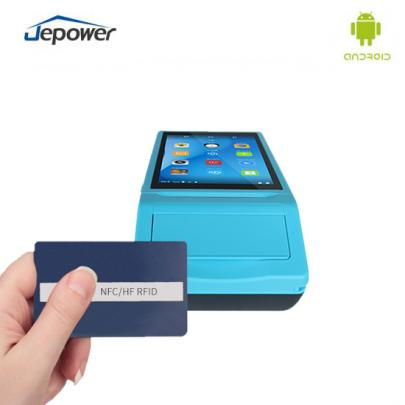 Handheld Pos Terminal with Printer