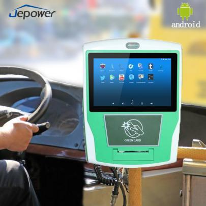 Taxi Android Pos Terminal