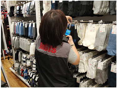Goods Management Of Clothing Store